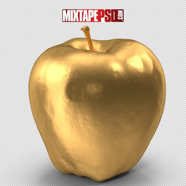 HD Gold Chief Apple