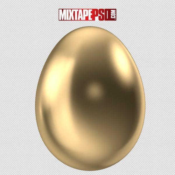 HD Gold Easter Egg