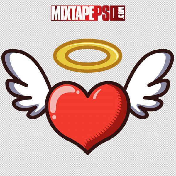 HD Vector Angel Of Love Logo 2