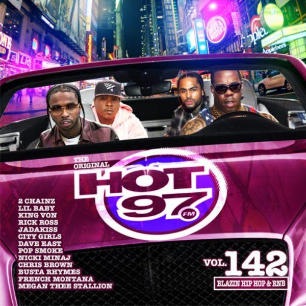 Hot 97 Vol. 142
