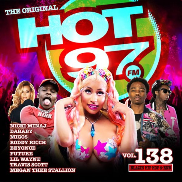 Hot 97 Vol. 138