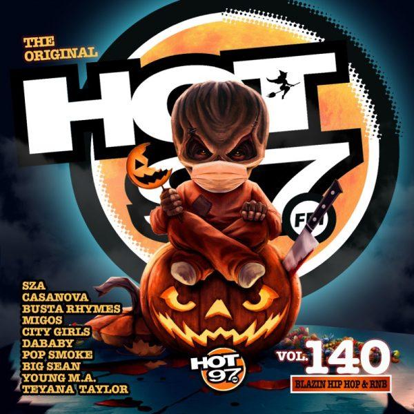 Hot 97 Vol. 140