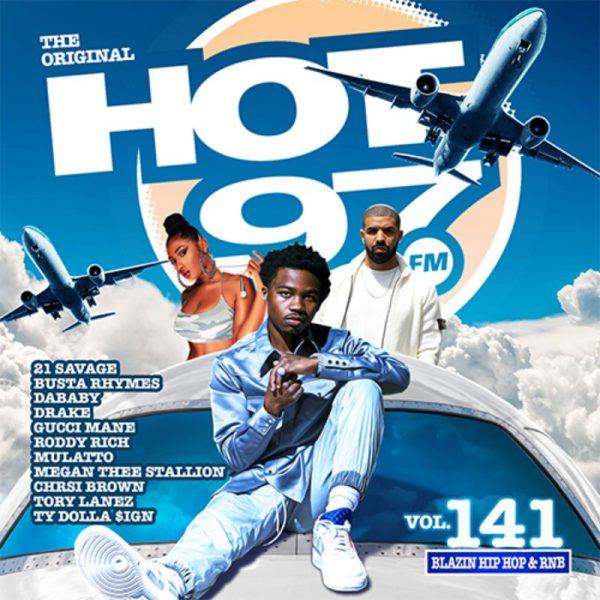 Hot 97 Vol. 141