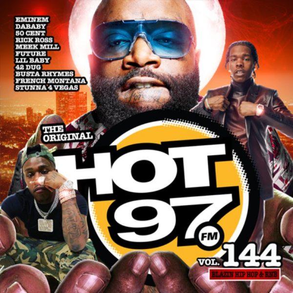 Hot 97 Vol. 144