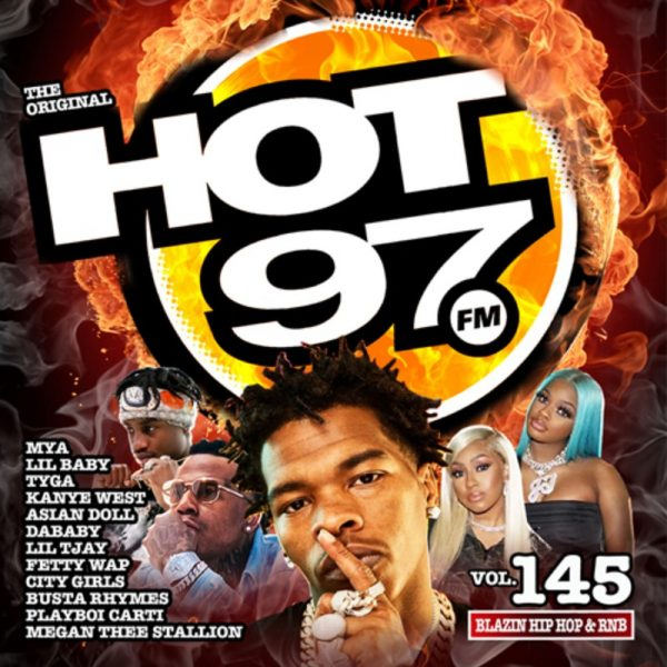 Hot 97 Vol. 145