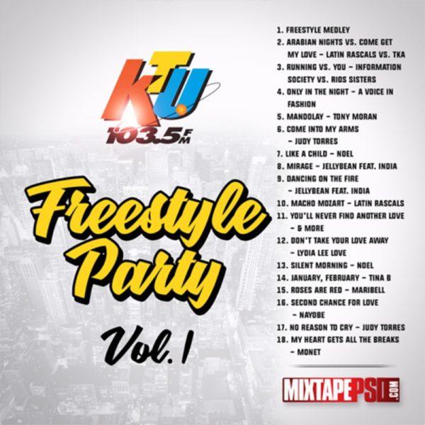 KTU Freestyle Vol. 1