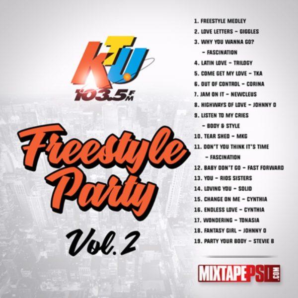 KTU Freestyle Vol. 2