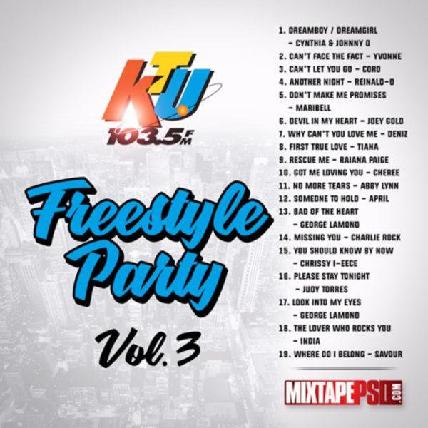 KTU Freestyle Vol. 3