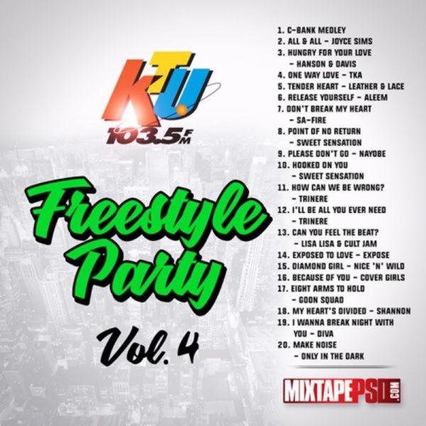 KTU Freestyle Vol. 4