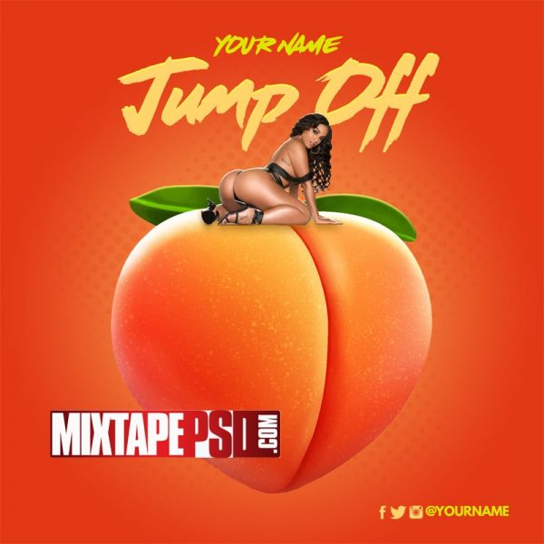 Mixtape Template Jump Off 24