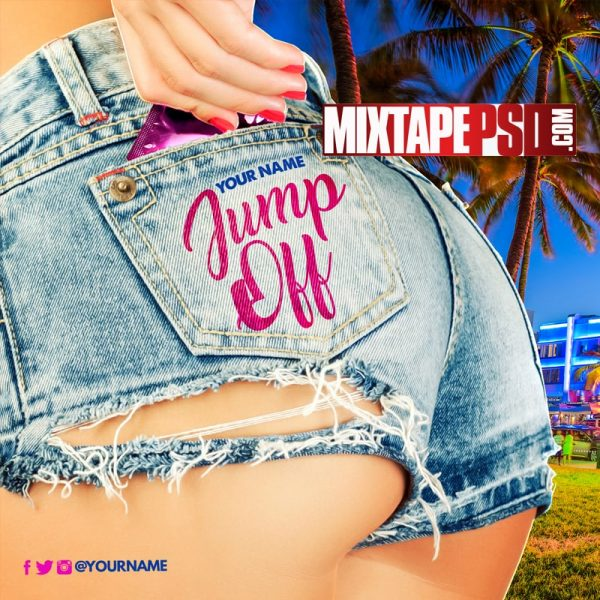 Mixtape Template Jump Off 25