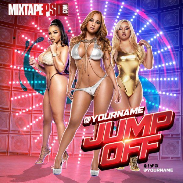 Mixtape Template Jump Off 26