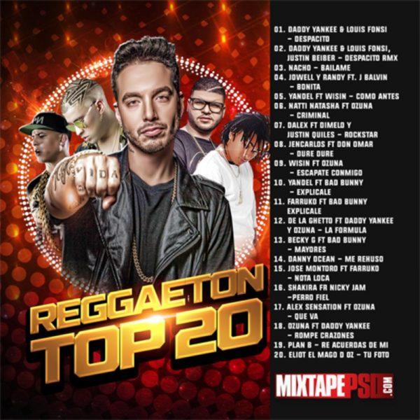 Reggaeton Top 20
