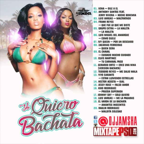 DJ Jamsha - Yo Quiero Bachata
