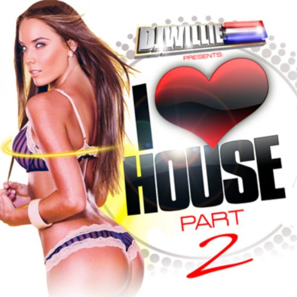 DJ Willie - I Love House 2