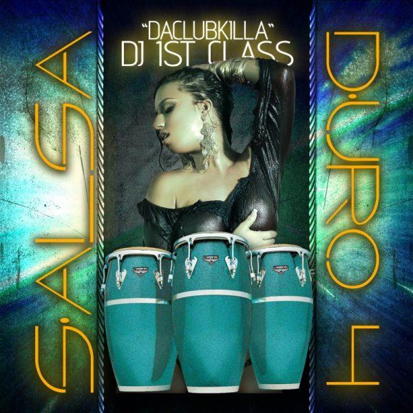 DJ 1st Class - Salsa Duro 4