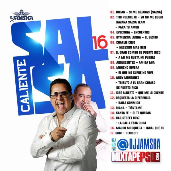 DJ Jamsha - Salsa Caliente 16