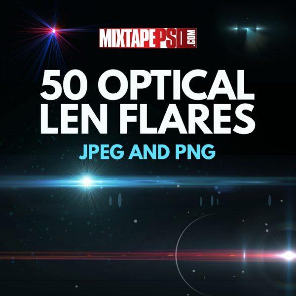 50 Optical Lens Flare