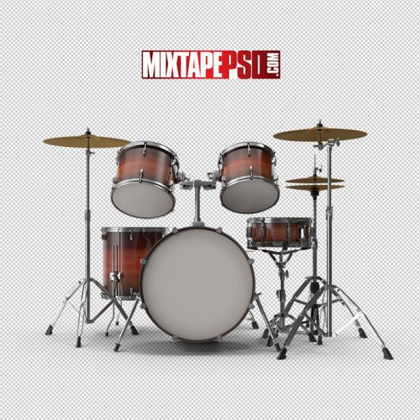 HD Acoustic Drum Kit
