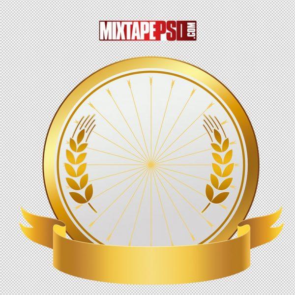 HD Anniversary Gold Badge 2