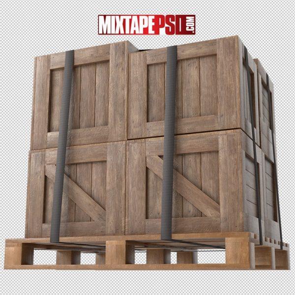 HD Crates on Palate
