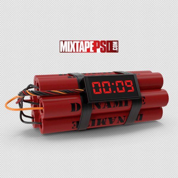 HD Dynamite Time Bomb