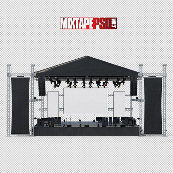 HD Festival Stage