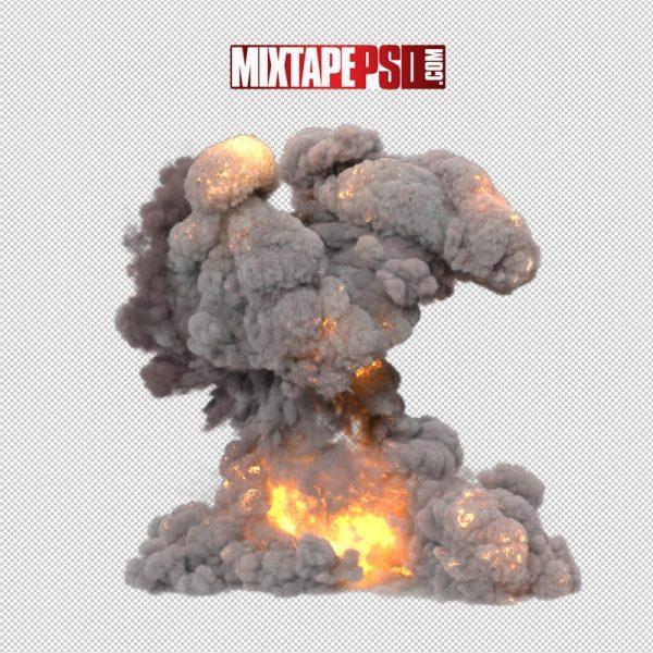 HD Fire Explosion