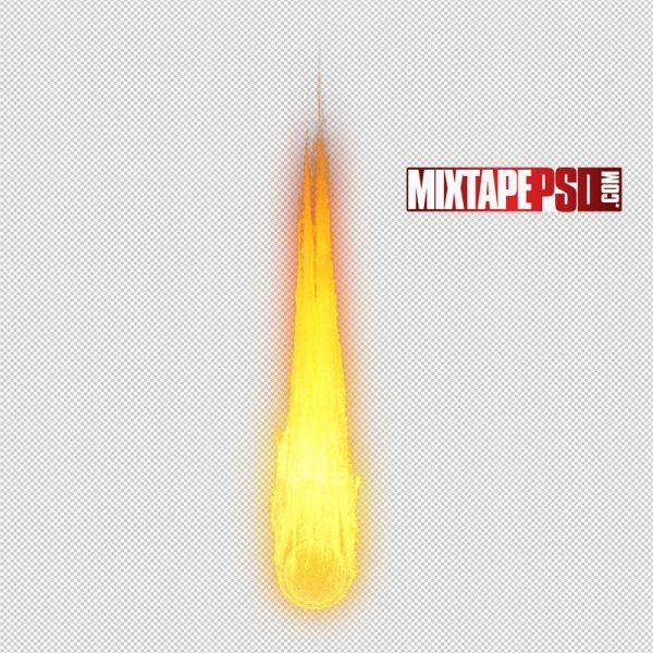 HD Meteorite Fire