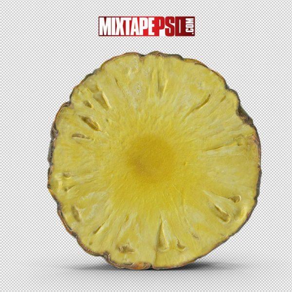 HD Pineapple Ring Piece