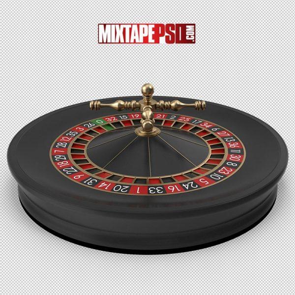 HD Roulette Wheel 2