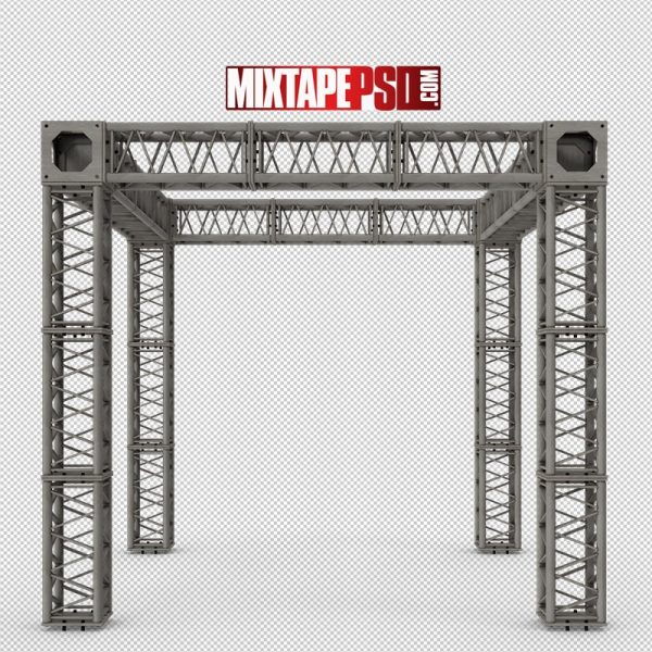 HD Steel Stage Truss Constructor