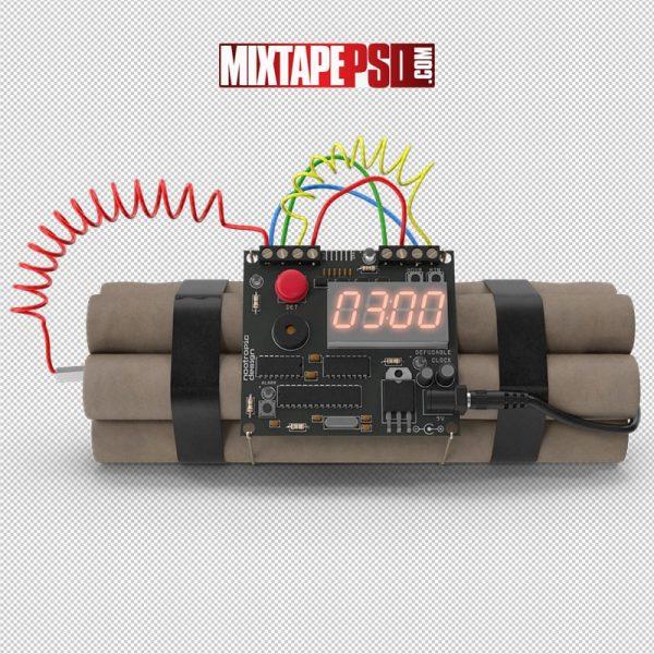 HD Time Bomb