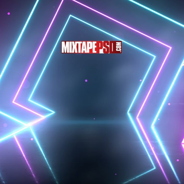 Neon Stages Background 9