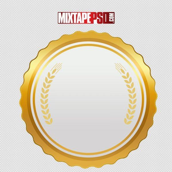 HD Anniversary Gold Badge 4