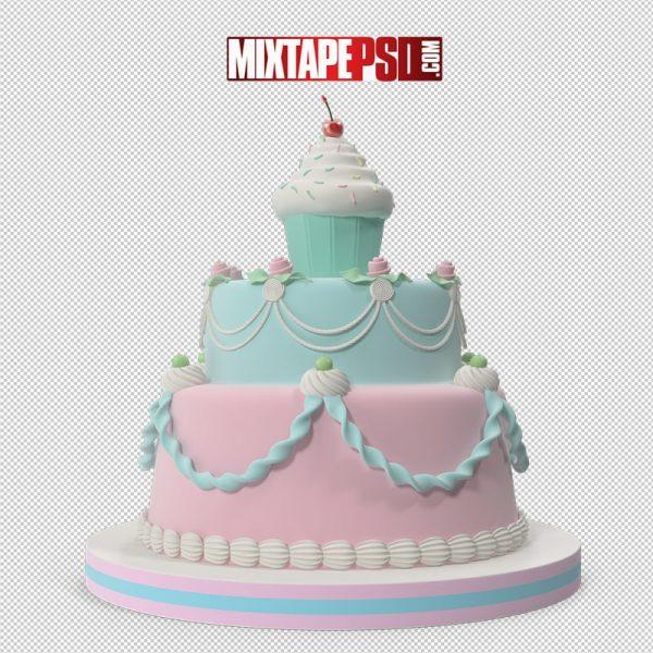HD Birthday Cake
