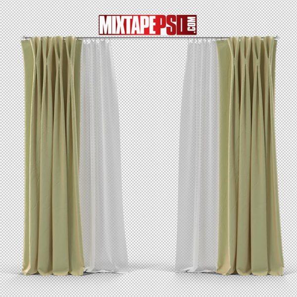 HD Triangle Curtain