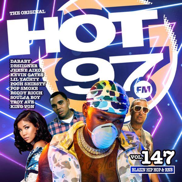 Hot 97 Vol. 147