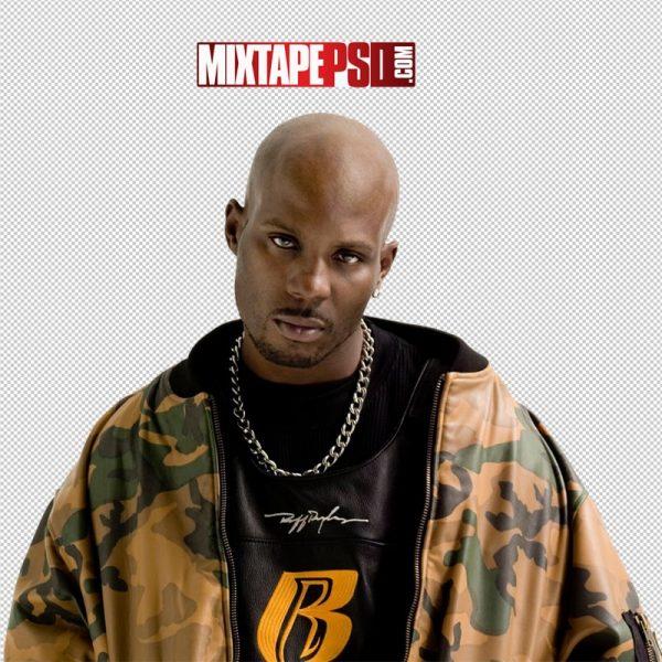 Rapper DMX PNG