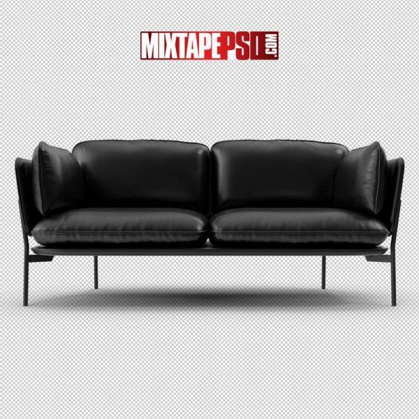 HD Sofa Black