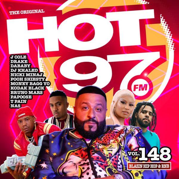 Hot 97 Vol. 148 DOWNLOAD