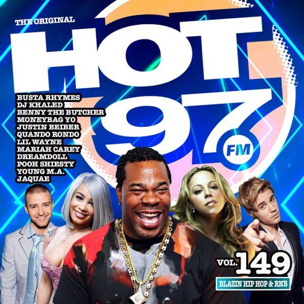 Hot 97 Vol. 149 DOWNLOAD