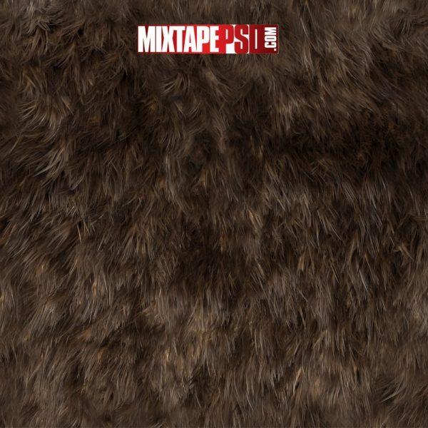 Bear Fur Background