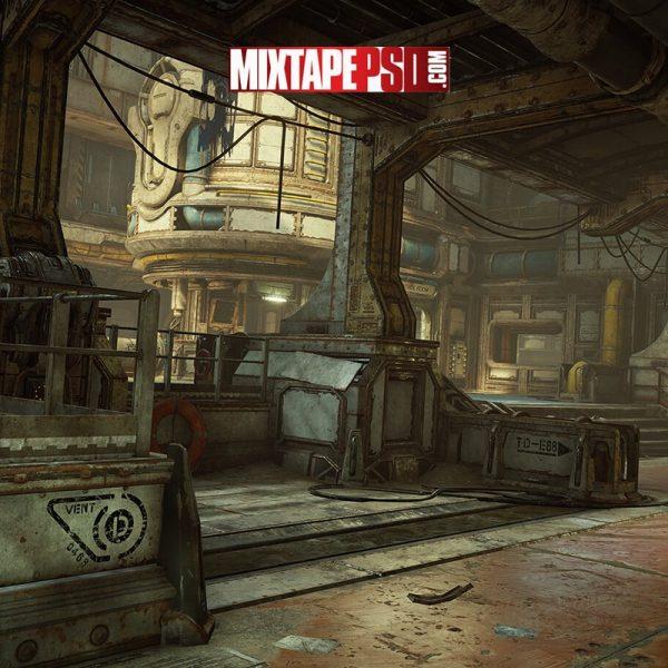 Gears of War 4 Background 2