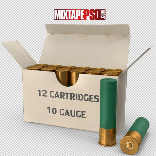 HD Box of 10 Gauge Shotgun Shells