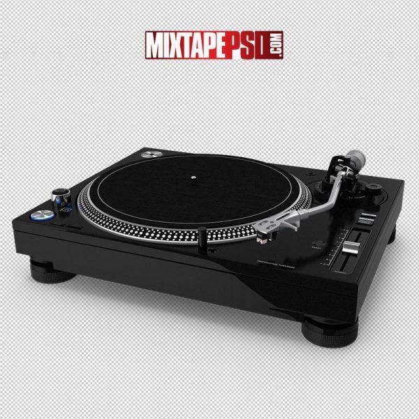 HD DJ Turntable 2