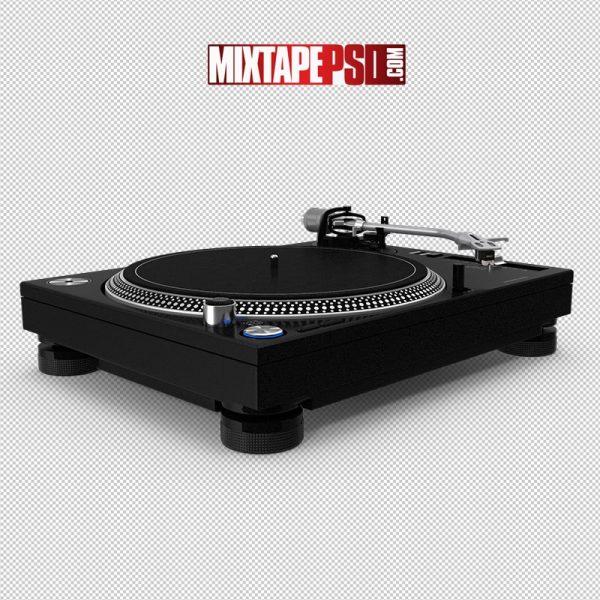 HD DJ Turntable 3