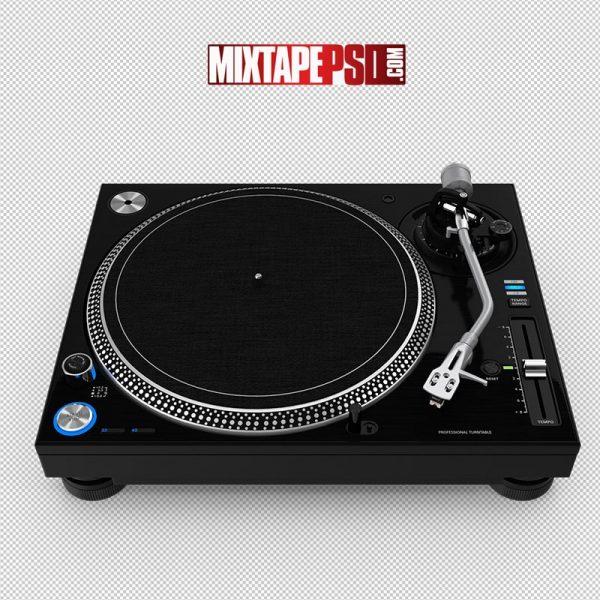HD DJ Turntable