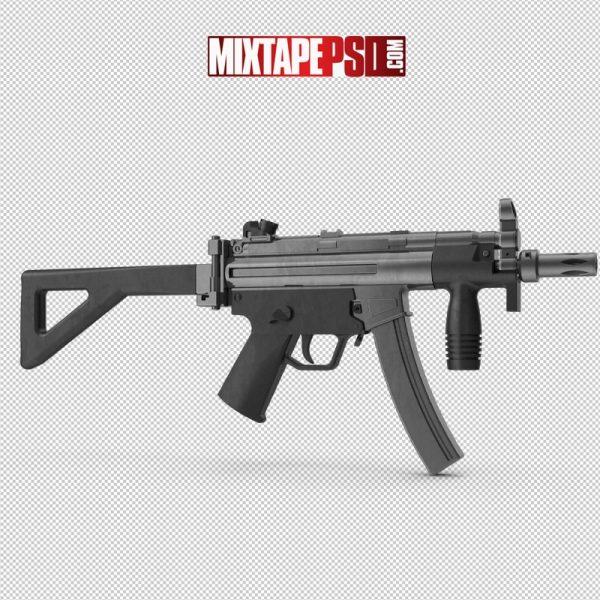 HD Submachine Gun