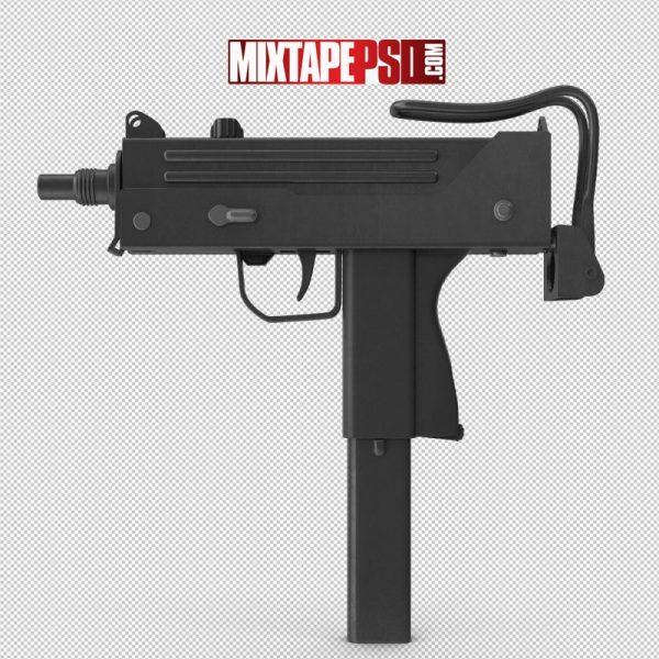 HD Submachine Gun 2